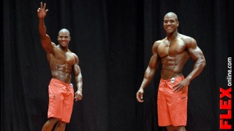 Xavisus Gayden NPC USA Mens Physique Overall Winner Video Thumbnail