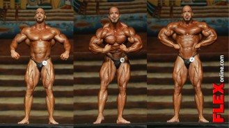 "Interview with Zack ""King"" Khan after the 2013 Dallas Europa Pro Prejudging Video Thumbnail"