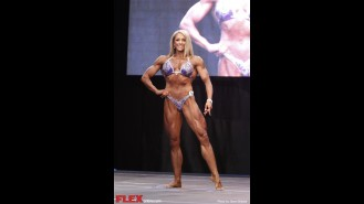 Mindi O'Brien - Women's Physique - 2014 Toronto Pro Gallery Thumbnail
