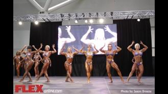 Comparisons - Women's Physique - 2014 Toronto Pro Gallery Thumbnail