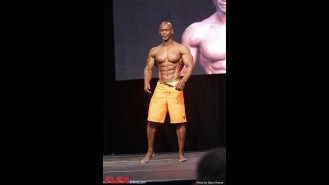 Anthony Brigman - Men's Physique - 2014 Toronto Pro Gallery Thumbnail