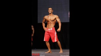 German Pacheco - Men's Physique - 2014 Toronto Pro Gallery Thumbnail