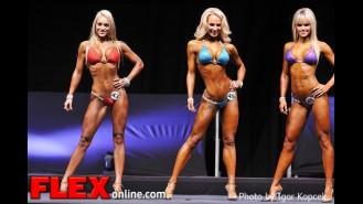 Comparisons - Bikini - IFBB Prague Pro Gallery Thumbnail