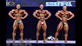 212 Bodybuilding Comparisons - 2016 IFBB Mozolani Pro Gallery Thumbnail