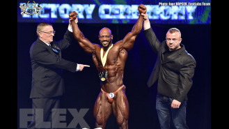 212 Bodybuilding Awards - 2016 IFBB Mozolani Pro Gallery Thumbnail