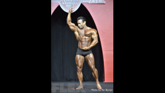 Danny Hester - Classic Physique - 2016 Olympia Gallery Thumbnail