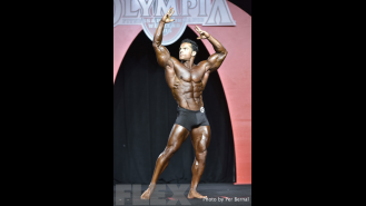 Arash Rahbar - Classic Physique - 2016 Olympia Gallery Thumbnail