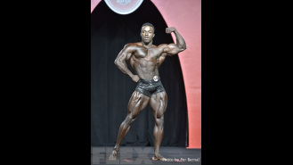 Terrence Ruffin - Classic Physique - 2016 Olympia Gallery Thumbnail