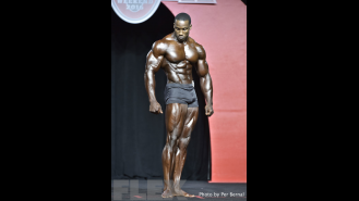 Robert Timms - Classic Physique - 2016 Olympia Gallery Thumbnail
