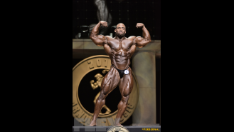 Cedric McMillan - Open Bodybuilding - 2016 Arnold Classic Gallery Thumbnail