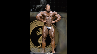 Lukas Wyler - Open Bodybuilding - 2016 Arnold Classic Gallery Thumbnail