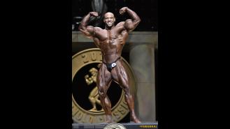 Juan Morel - Open Bodybuilding - 2016 Arnold Classic Gallery Thumbnail