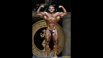 Cody Montgomery - Open Bodybuilding - 2016 Arnold Classic Gallery Thumbnail