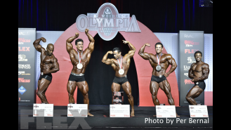 Classic Physique Awards - 2016 Olympia Gallery Thumbnail