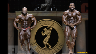 Open Bodybuilding Comparisons - 2016 Arnold Classic Gallery Thumbnail