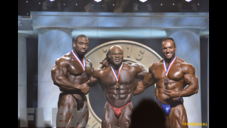 Open Bodybuilding Awards - 2016 Arnold Classic Gallery Thumbnail