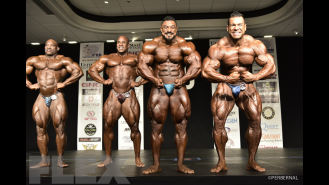 Open Bodybuilding Posedown - 2016 IFBB New York Pro Gallery Thumbnail