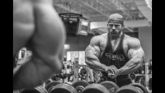 Flex Lewis 2 Weeks Before the 2014 Arnold  Gallery Thumbnail