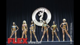 Comparison - Bikini International - 2014 Arnold Classic Gallery Thumbnail