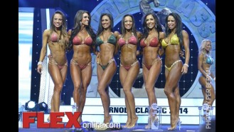 Awards - Bikini International - 2014 Arnold Classic Gallery Thumbnail