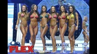 Awards - Bikini International - 2014 Arnold Classic Gallery Thumbnail