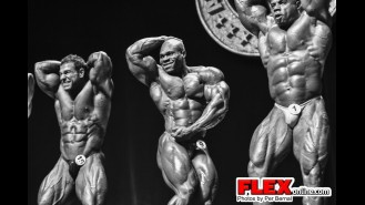 Behind the Scenes at the Arnold Brazil: Part 1 Gallery Thumbnail