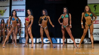 Bikini Comparisons - 2015 Pittsburgh Pro Gallery Thumbnail