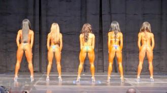 Bikini Pre-Judging Call Outs - 2015 IFBB Toronto Pro Video Thumbnail