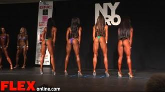 Bikini Highlights from the 2015 NY Pro Video Thumbnail