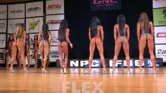 Bikini Highlights from the 2015 Pittsburgh Pro Video Thumbnail