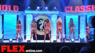 2015 Arnold Bikini International Highlights Video Thumbnail