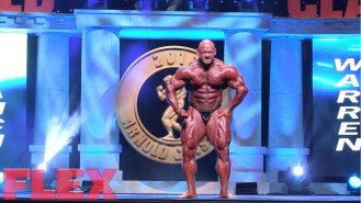 Branch Warren's 2016 Arnold Classic Posing Routine Video Thumbnail