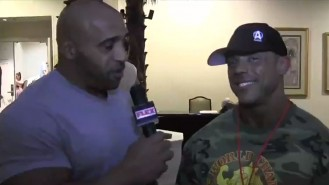 Clayton Johnson Interview at 2013 NPC USAs Check-In Video Thumbnail