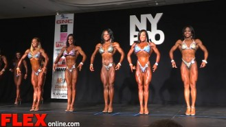 Figure Highlights from the 2015 NY Pro Video Thumbnail
