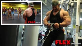 Flex Lewis Back Training Part 2, and Team Meet & Greet Video Thumbnail
