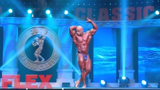 2017 Arnold Classic Routine: Fouad Abiad Video Thumbnail