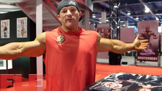 2015 Olympia Expo Highlights: Friday Video Thumbnail