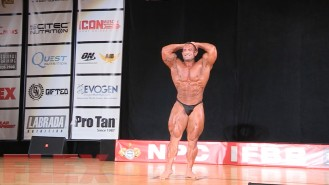 2016 IFBB Pittsburgh Pro Guest Posing: Guy Cisternino Video Thumbnail