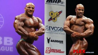 2013 NY Pro Posing Highlights and Final Comparisons Video Thumbnail