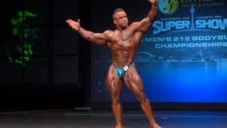 Jose Raymond 2013 Toronto Pro Posing Routine Video Thumbnail