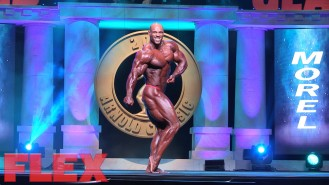 Juan Morel's 2016 Arnold Classic Posing Routine Video Thumbnail