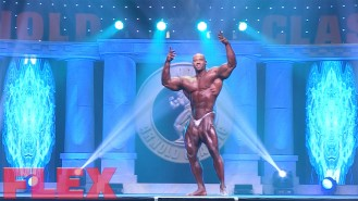 2017 Arnold Classic Routine: Juan Morel Video Thumbnail
