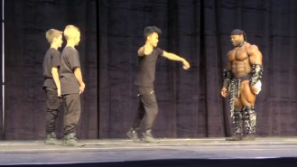 Kai Greene Dance Battle Video Thumbnail