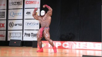 2016 IFBB Pittsburgh Pro Guest Posing: Kai Greene Video Thumbnail