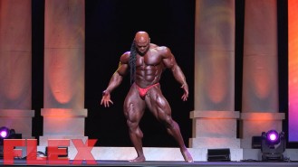 Kai Greene's 2016 Arnold Classic Posing Routine Video Thumbnail