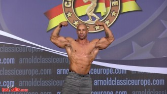 Kevin Levrone at the 2016 Arnold Classic Europe Video Thumbnail