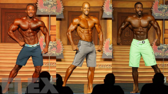 2016 IFBB Lenda Murray Pro - Men's Physique Gallery Thumbnail