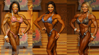 2016 IFBB Lenda Murray Pro - Figure Gallery Thumbnail