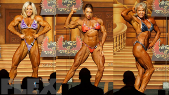2016 IFBB Lenda Murray Pro - Women's Bodybuilding Gallery Thumbnail