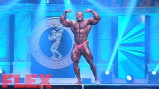 2017 Arnold Classic Routine: Lionel Beyeke Video Thumbnail